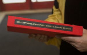 Doctoral Hooding & Master's Recognition Ceremony